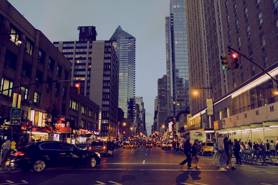 život v meste