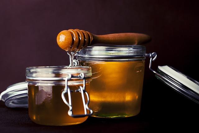 přírodní med