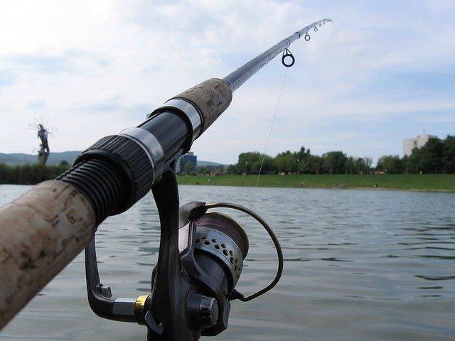 rybářská udice