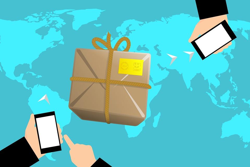 posielanie zásielky
